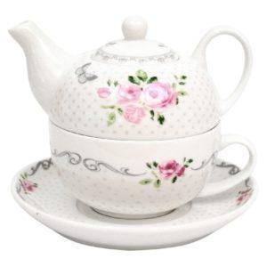 Teekann ja tass Marina