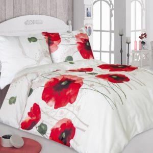 Satiinist voodipesu